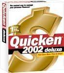Quicken 2001 Deluxe product image