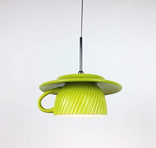 Pendelleuchte Led-Beleuchtung Energiesparende Kaffeetasse Dekoration Lampe Geeignet Für Coffee-Shop-Dessert-Bar Kronleuchter