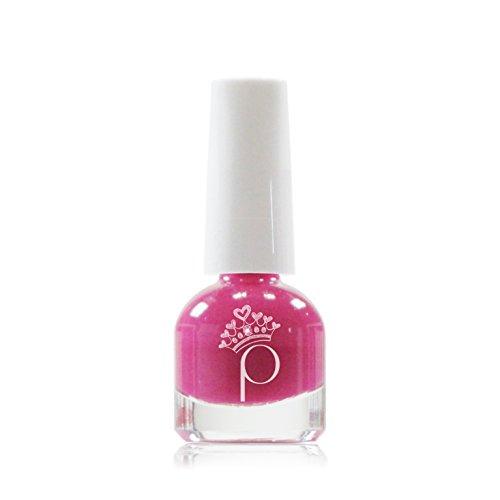 Princessible Kindernagellack Rosina Raspberry (Himbeer-Pink) - Abwaschbarer Spielspaß!