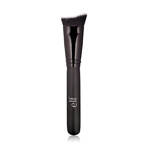 e.l.f. Cosmetics Sculpting Face Brush, Ideal for Contouring and Blending, Synthetic Bristles