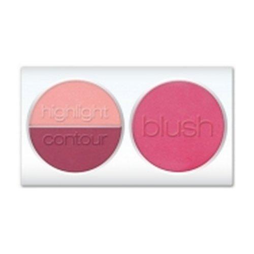 (6 Pack) LA COLORS 3D Blush Contour - Love Me