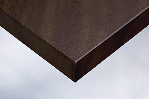 Cover Styl 20,16€/m² Premium Klebe Folie Holz Optik F7 - SILBERNES Holz Deko Möbelfolie selbstklebend Struktur 122cm Breite