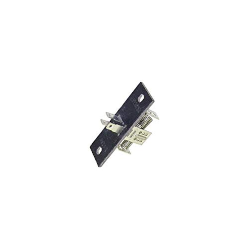 Eckler's Premier Quality Products 33182614 Camaro Heater Blower Motor Resistor Assembly For Cars Without Air Conditioning