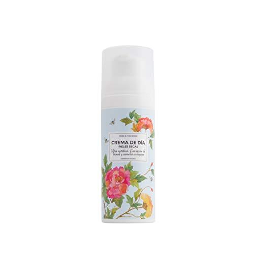 Crema facial hidratante para piel seca