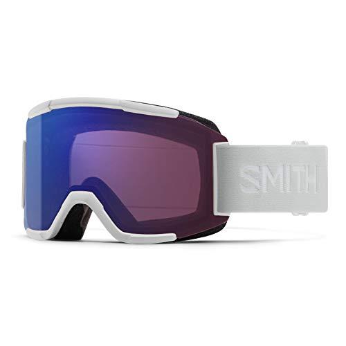 SMITH (SMIZD) Squad skibril met Chroma Pop, White Vapor, middelgrote pasvorm