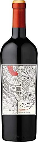 La Granja 360° Carinena Tempranillo Garnacha Rotwein spanischer Wein trocken DO Spanien (6 Flaschen)