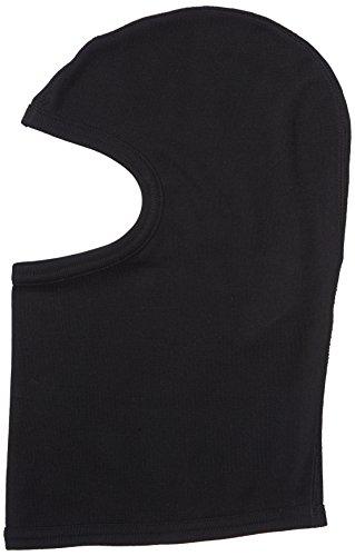 CMP Sturmhaube - Pasamontañas de esquí para niño, color negro, talla de: one size