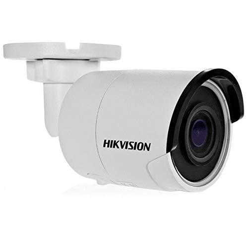 Hikvision Digital Technology DS-2CD2025FWD-I Cámara de Seguridad IP Bala Techo/Pared 1920 x 1080 Pixeles - Cámara de vigilancia (Cámara de Seguridad IP, Alámbrico, Bala, Techo/Pared, Blanco, IP67)