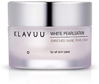 KLAVUU WHITE PEARLSATION Best Enriched Divine Pearl Cream 50ml