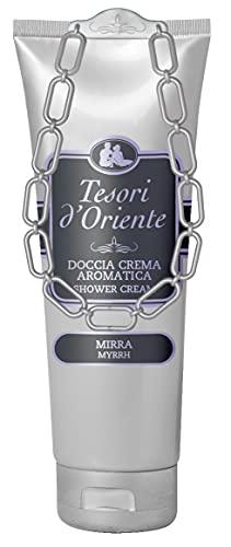 TESORI D'ORIENTE Set 12 Set Douche Mirra 250 Ml. Le Maquillage Et Les Détergents
