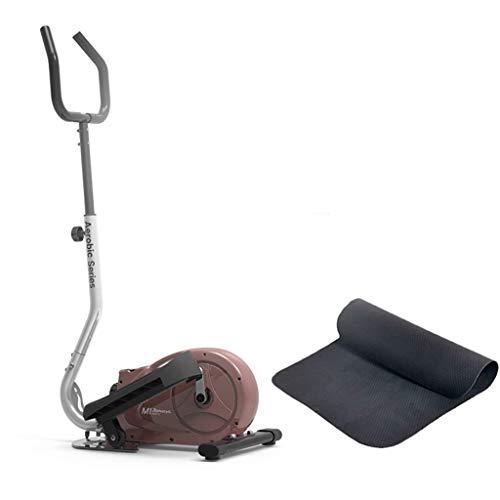 CDPC Stepper Home Indoor Mini Jogging máquina de pérdida de Peso Máquina de Pedal pequeña Sala de Estar Dormitorio Máquina de Fitness silenciosa Equipo de Deportes al Aire Libre Protege la Salud