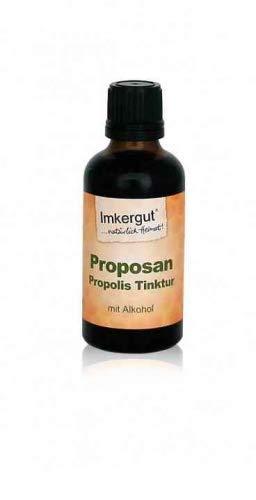 Propolis Tinktur / Tropfen 20 % BIO 20 ml mit Alkohol