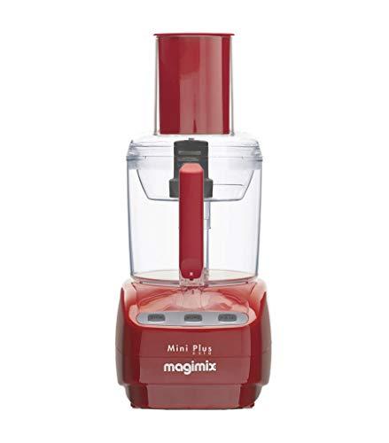 Magimix Mini Plus–Robot de cocina rojo