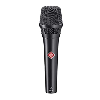 Neumann KMS 104 Plus Condenser Microphone  Black