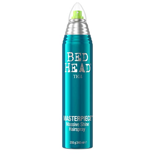 Bed Head by Tigi Masterpiece Shiny Hairspray for Strong Hold...