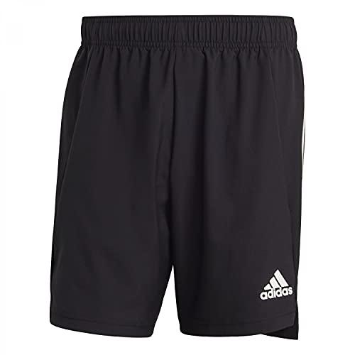 adidas Herren Condivo 21 Primeblue Fu ball Shorts , Schwarz Weiß, M EU