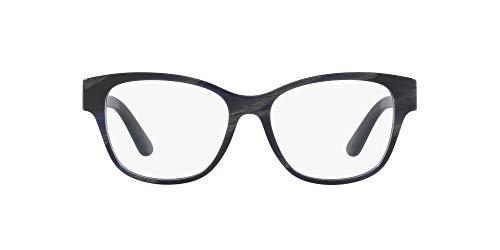 Ray-Ban Women's 0RL6180 Optical Frames, Black (Black Horn Vintage Effect),...