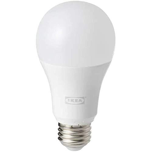 IKEA TRADFRI LED-Lampe in opalweiß; rund; E27; 1000lm; dimmbar; A Plus