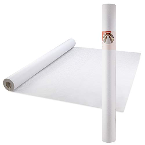 Wedding Decorations Aisle Runner for Outdoor and Indoor, White Printing,100ft X3ft,Polyester Paper Convenient for Single Use