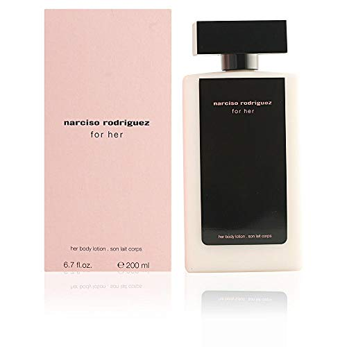 Narciso Rodriguez For Her - Loción corporal, 200 ml