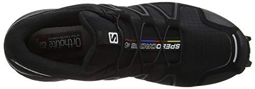 Herren Speedcross 4, Trailrunning-Schuhe, schwarz - 5