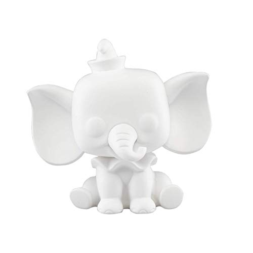 Funko 43763 Pop Disney Dumbo (DIY) (WH) Juguete Coleccionable, Multicolor