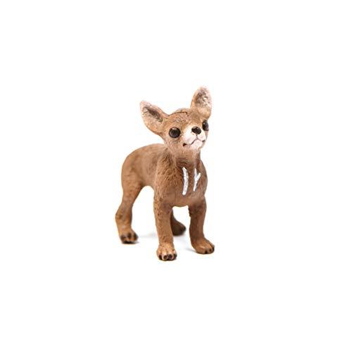 SCHLEICH 13930 Figurine Chihuahua Figur, Mehrfarbig