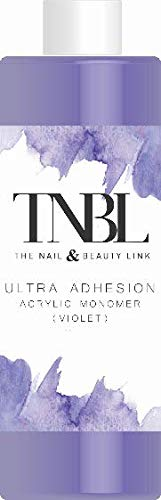TNBL Ultra Adhesive Acrylic Liquid Monomer (100mL, Purple)