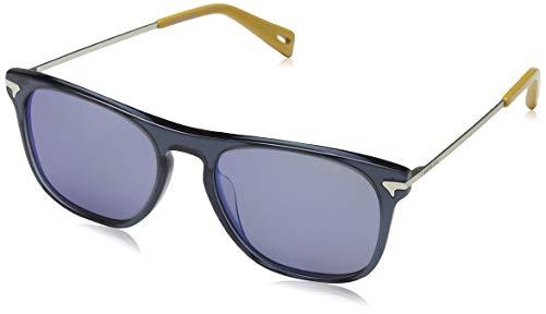 G-STAR RAW Sonnenbrille GS657S-403-53 Rechteckig Sonnenbrille 53, Blau