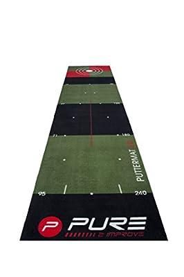 Pure 2Improve Golf Puttingmatte