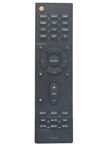 VINABTY RC-911R Fernbedienung Ersetzen für Onkyo AV-Receiver HT-R695 TX-NR656 TX-RZ610 TX-NR555 TX-NR757