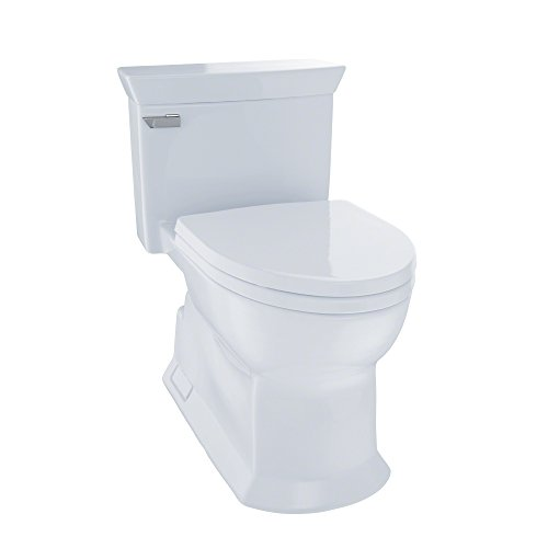 Toto Soiree One-Piece Dual Cyclone Toilet