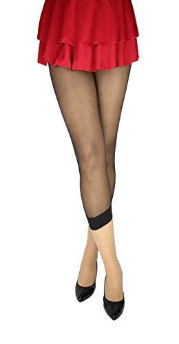 Marilyn halftransparante 3/4 leggings met versterkte sluiting. Je must-have veelzijdig te combineren, 40 deniers.