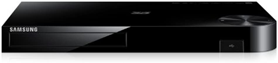 Samsung BD-F5900 3D Wi-Fi Blu-ray Disc Player (2013 Model)