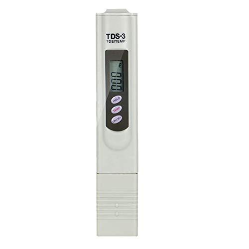 Alftek TDS, das Stift-Aquarium-Wasser-Härte-Meter GH/DH-Test-Werkzeug prüft