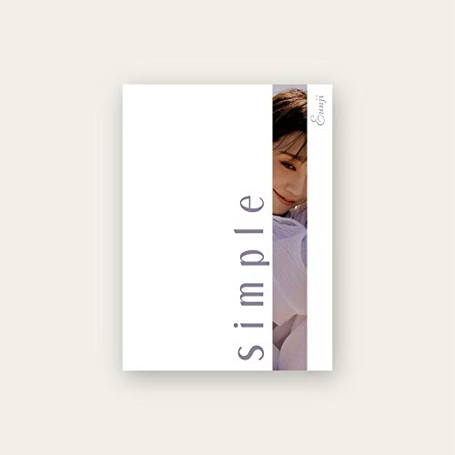 JUNG EUN JI APINK - Simple (4th Mini Album) Album+Handwritten Postcard+Folded Poster+Extra Photocards Set