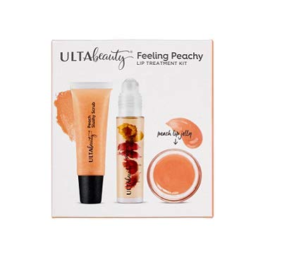Ulta Beauty Feeling Peachy Lip Treatment Kit