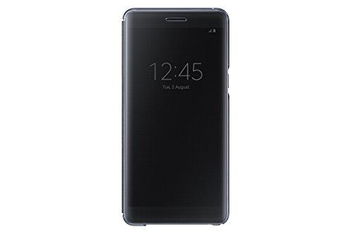 Capa Original Samsung Clear View Galaxy Note 7 Sm-n930 Preta