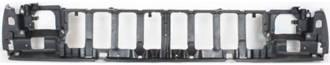 Make Auto Parts Manufacturing - GRAND CHEROKEE 93-95 HEADER PANEL, w/o Headlight Leveling Device, ABS Plastic - CH1220110