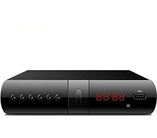 Deals-DECODER RICEVITORE DIGITALE TERRESTRE DVB-T3 TV SCART HDMI 1080P HD 999