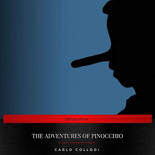 The Adventures of Pinocchio cover art