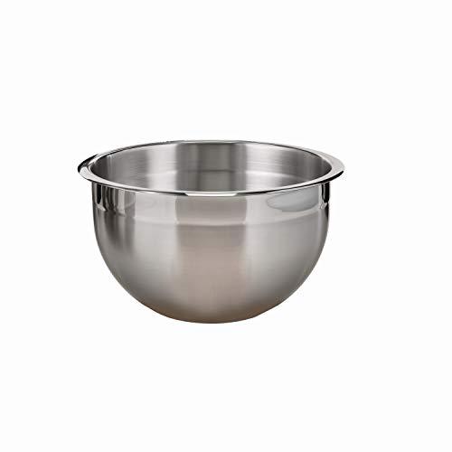 Tramontina Gourmet 18/10 Stainless Steel, NSF-Certified, Made in Brazil 8-Quart Mixing Bowl (5-Quart)