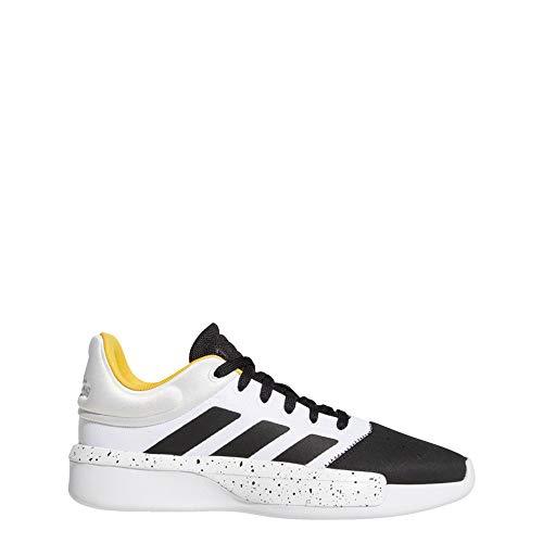 Adidas Pro Adversary Low 2019, Zapatillas de Baloncesto Hombre, Multicolor (Ftwbla/Rossen/Negbás 000), 50 EU