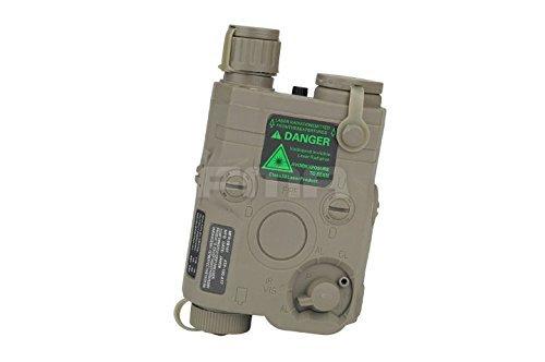 H Welt Shopping FMA Navy Seal peq-15Schnuller Akku Schutzhülle für Tactical AEG Softair Display FG