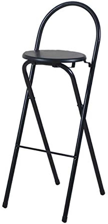 Barture Folding Chair Bar Chair High Chair Stool Home Dining Chair Chair Portable Chair