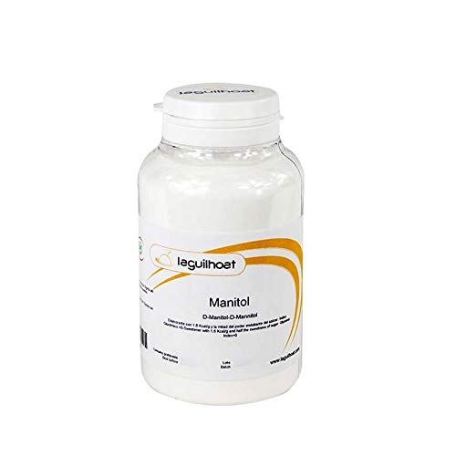 Cocinista Manitol - 160 g - Edulcorante - Bajo Contenido calórico