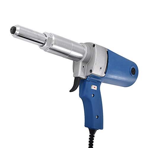 Pistola de remache eléctrica, 220V / 50Hz 400W Herramienta de remache de...
