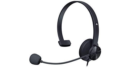 Razer Tetra para PlayStation - Auriculares de chat ultraligeros para juegos para PlayStation, micrófono cardioide, supresión de ruido ambiental, control de volumen, conector Dual Shock 4