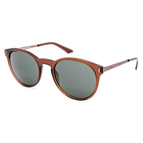 BRENDEL 906096-60-2040 Gafas, marrón/verde, 50/13/135 Unisex Adulto