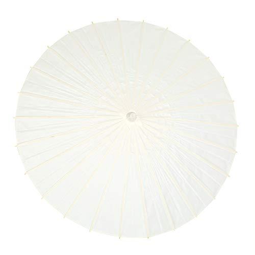 Decoración de paraguas de papel, Paraguas de papel, Material de papel de madera para fotografía Cosplay Paraguas de papel de boda Decoración de boda